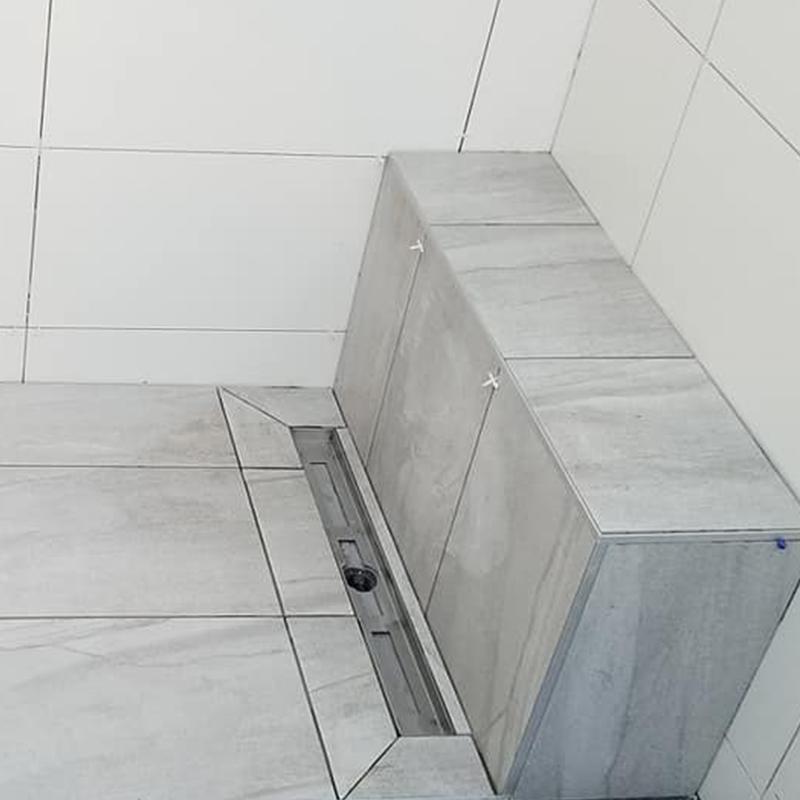 Salle de bain à Joliette - Carrelage K2 Inc. Poseur de céramique à Joliette et ses environs